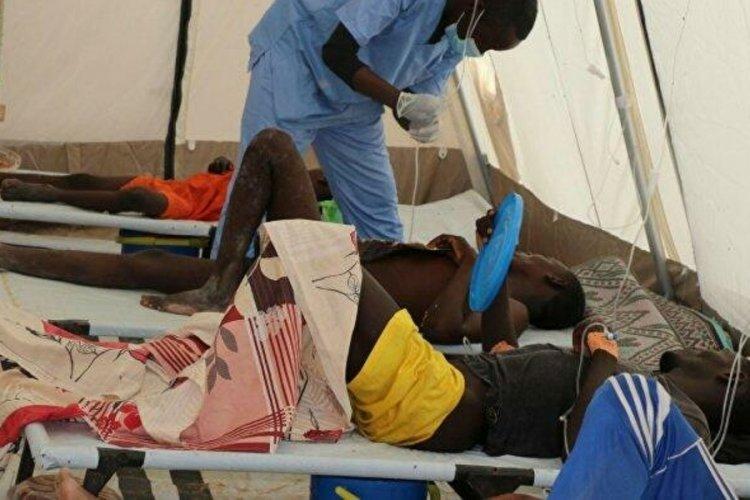 Afrika'da kolera kabusu: 104 kişi öldü