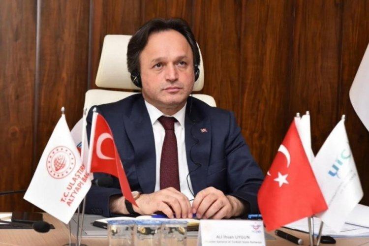 TCDD Genel Müdürü Ali İhsan Uygun görevden alındı, yerine Abdülkerim Murat Atik atandı