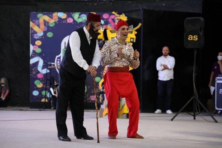 Bursa İnegöl Yaz Spor Okulları'nda muhteşem final