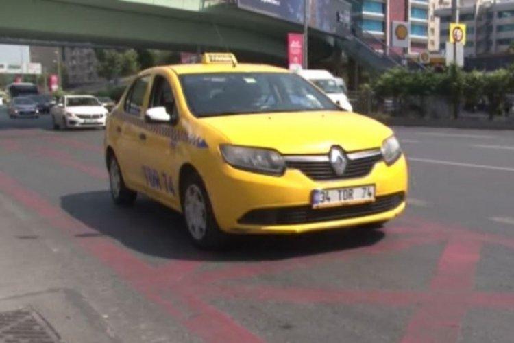 'Zam yapılırsa taksi sorunu çözülür'