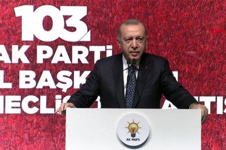 Cumhurbaşkanı Erdoğan'dan CHP'ye 'truva atı' benzetmesi
