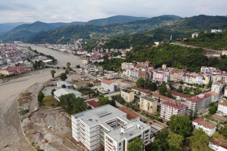 Sel felaketinin yaşandığı Ayancık'ta yüz yüze eğitim rötorla başlayacak
