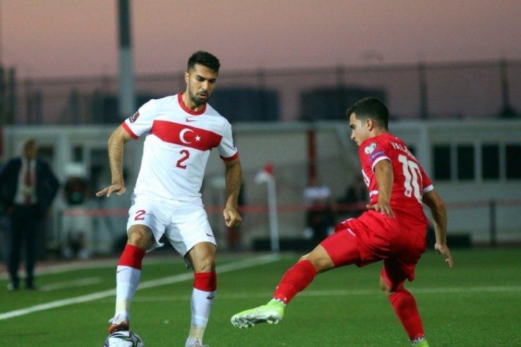 Milli Takımımız Cebitarık'ı 3 golle geçti!