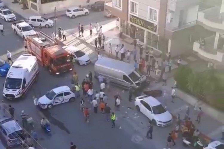 Hatay İskenderun'da ölümlü kaza