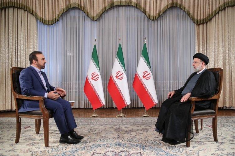 İran Cumhurbaşkanı Reisi, Batı ile müzakereyi kabul etmeyecek