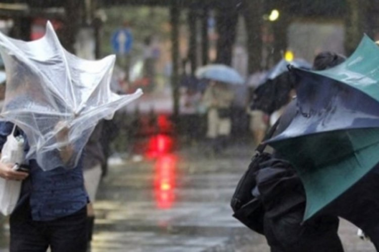 Bursa Valiliği'nden meteorolojik uyarı!