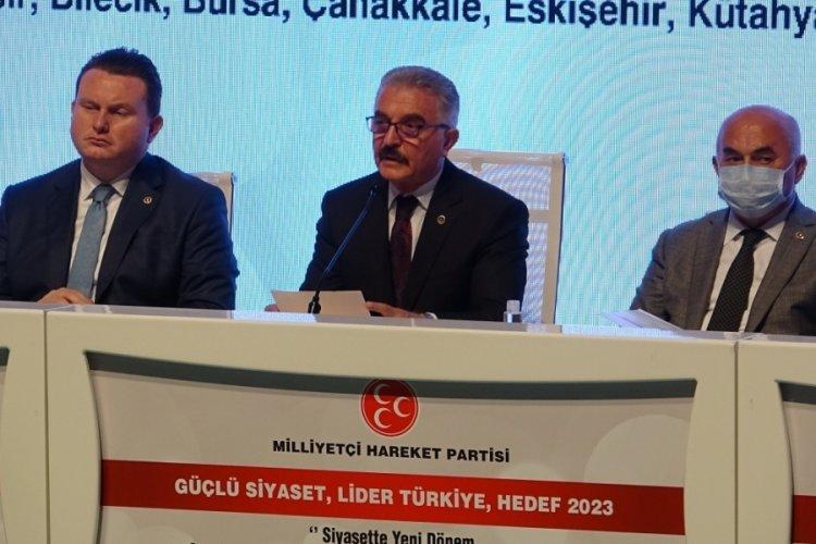MHP Bursa Milletvekili Büyükataman: Türkiye artık asla bir figüran olmayacaktır