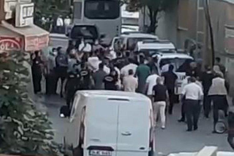 İstanbul'da silahlı saldırı! Ortalık savaş alanına döndü