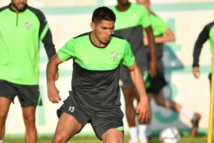 Nicolas Zalazar'dan ilk Bursaspor paylaşımı
