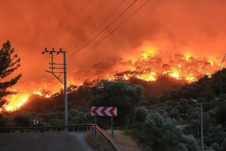 OGM'den yangın sonrası inşaat yapıldığı iddialarına açıklama