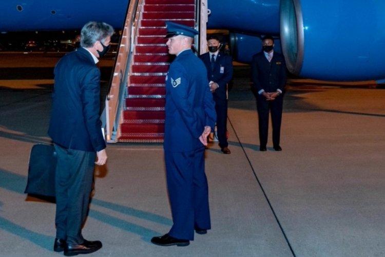 ABD Dışişleri Bakanı Antony Blinken'den Katar ziyareti!