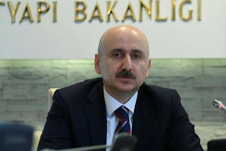 Bakan Karaismailoğlu, havalimanı metrosuyla ilgili açıklamada bulundu
