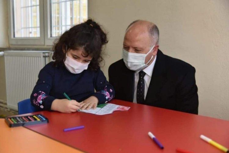 AK Parti Bursa İl Başkanı Gürkan: Başarılı ve sağlıklı bir eğitim-öğretim yılı diliyorum