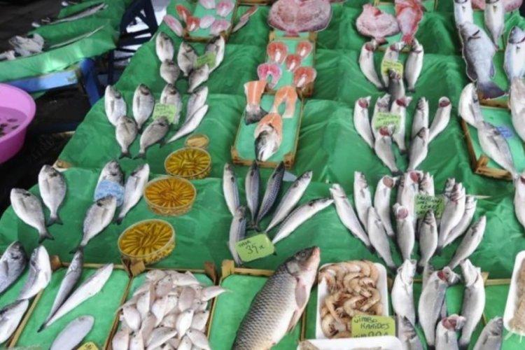 Balık tezgahlarında çeşitlilik olmasına rağmen bolluk yok