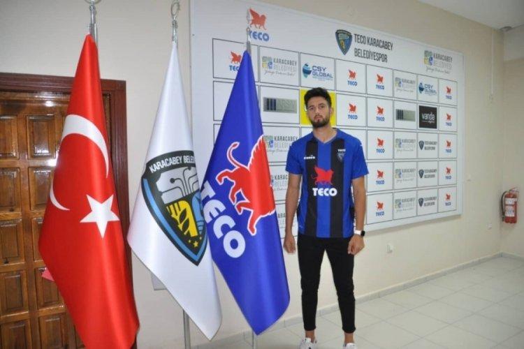 TECO Karacabey Belediyespor  Enes Karakuş'u kadrosuna kattı