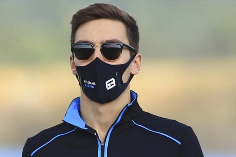 George Russell gelecek yıl Mercedes F1 Takımı'nda yarışacak