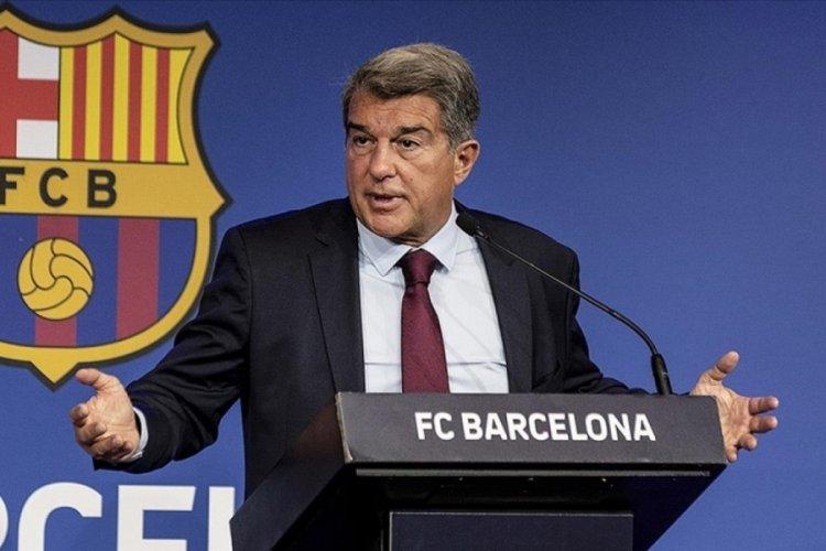Laporta, Avrupa Süper Ligi'nin hayata geçirilmesinin engellenemeyeceğini savundu