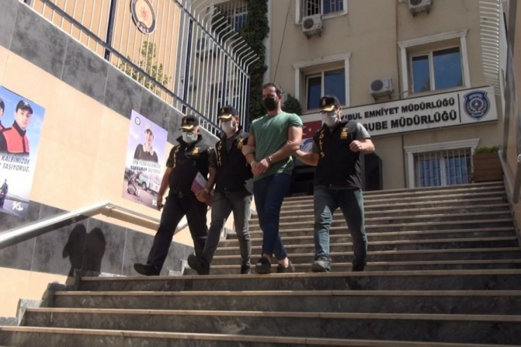Cinayet şüphelisi İstanbul Kadıköy'de yakalandı
