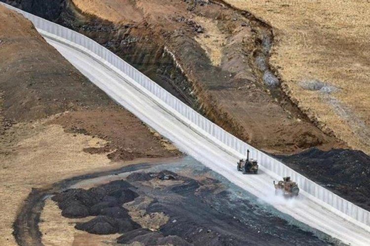 Vali Varol: Sınırımız 81,3 kilometrelik duvarla daha güvenli
