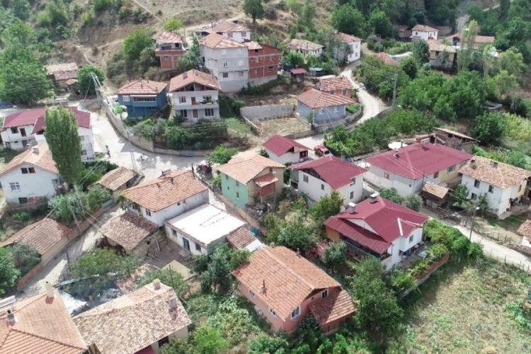 Amasya'nın Gökpınar köyüne hiç koronavirüs, giremedi