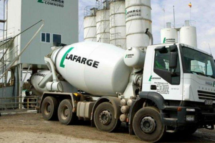 Fransız çimento şirketi Lafarge'ın DAEŞ'e para aktardığı ortaya çıktı