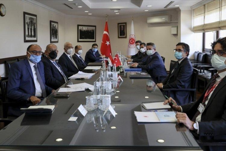 Türkiye-Mısır diplomasisinin ikinci turu Ankara'da başladı