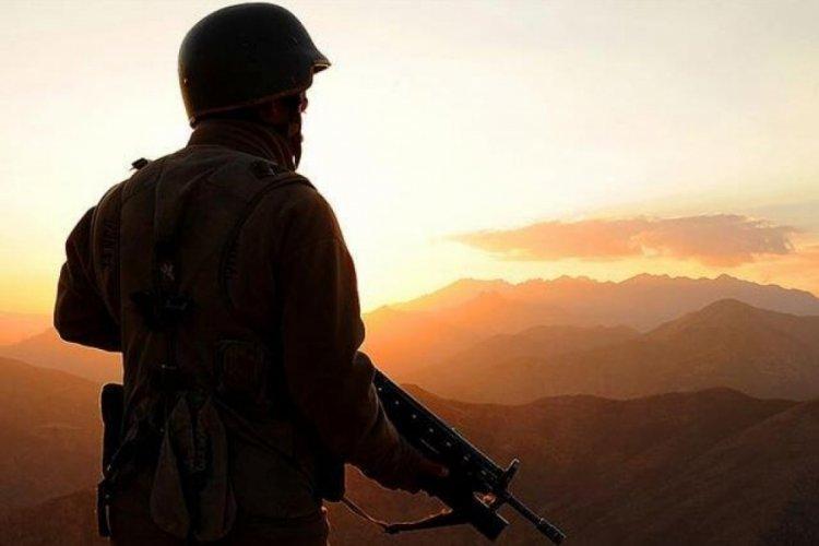 MSB duyurdu! 2 PKK'lı etkisiz hale getirildi