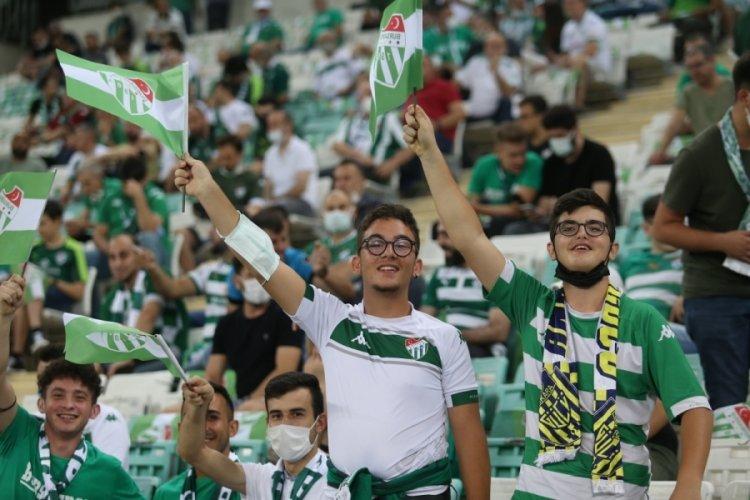 Bursaspor- Samsunspor maçının bilet fiyatları belli oldu