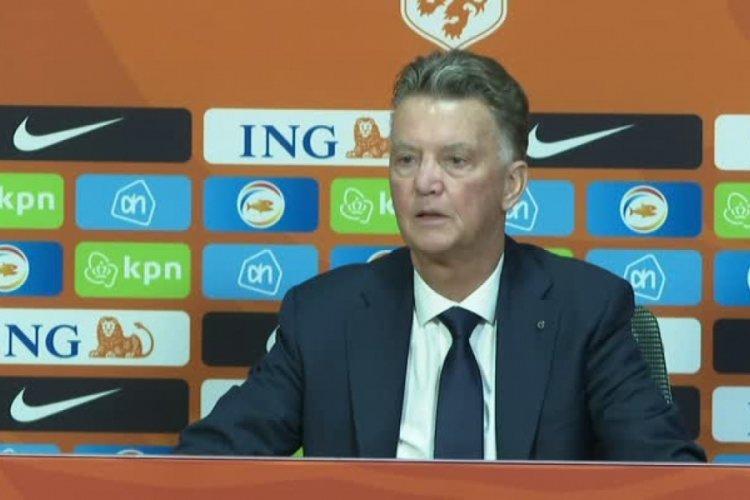 Hollanda Teknik Direktörü: Daha fazla gol atabilirdik