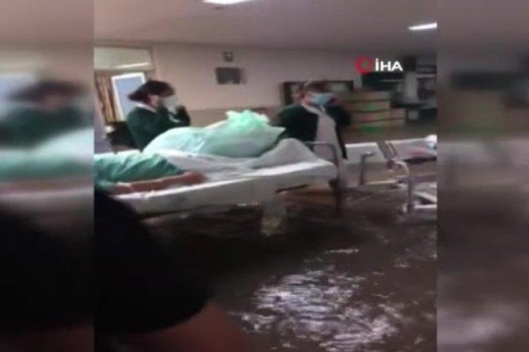 Meksika'da hastaneyi su bastı: 10 hasta öldü