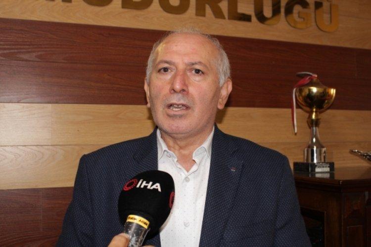 """İnşaat Mühendisleri Odası Başkanı Albayrak: """"Bursa'nın yeni imar alanlarına ve uydu kentlere ihtiyacı var"""""""