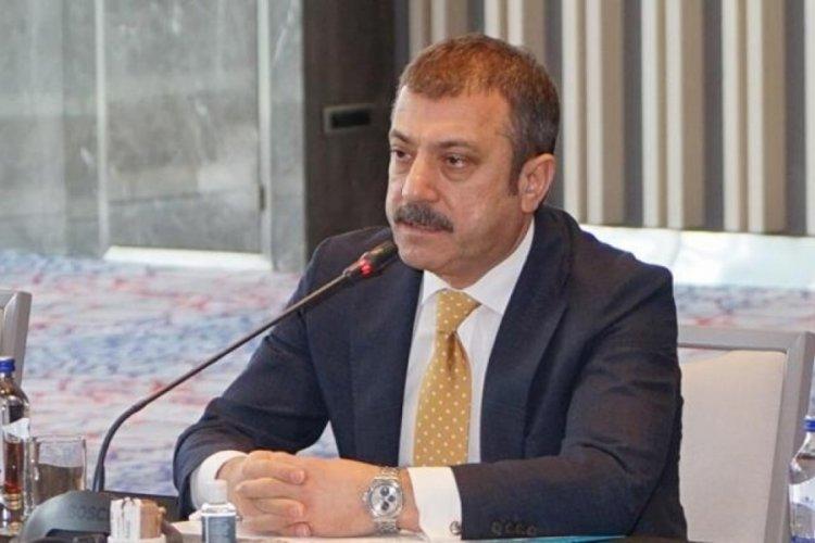 Merkez Bankası Başkanı Kavcıoğlu'dan enflasyon ve rezerv açıklaması!