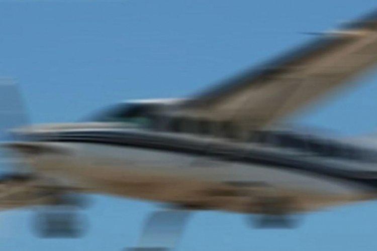 Sakarya'da uçak düştü ihbarı ekipleri alarma geçirdi