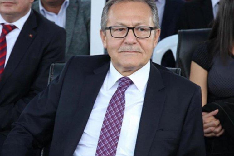 Eski Balıkesir Büyükşehir Belediye Başkanı Ahmet Edip Uğur hayatını kaybetti