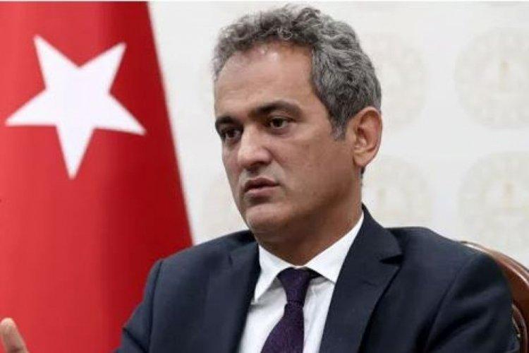 Milli Eğitim Bakanı Özer açıkladı: İlk kez ücretsiz verilecek