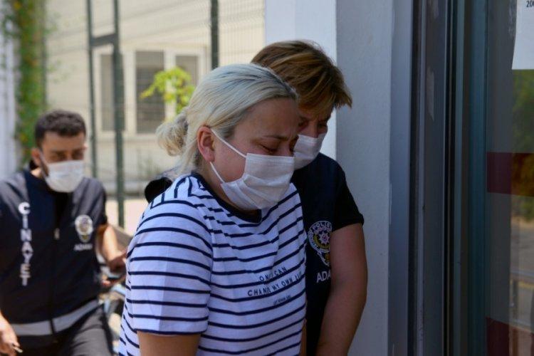 Adana'da eşini bıçakla öldüren İzel, müebbet hapisle yargılanacak
