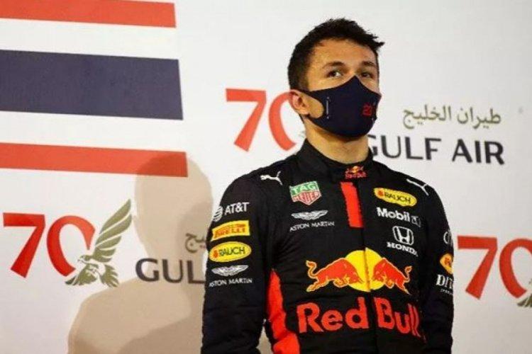 Formula 1 pilotu Albon, gelecek sezon Williams'ta