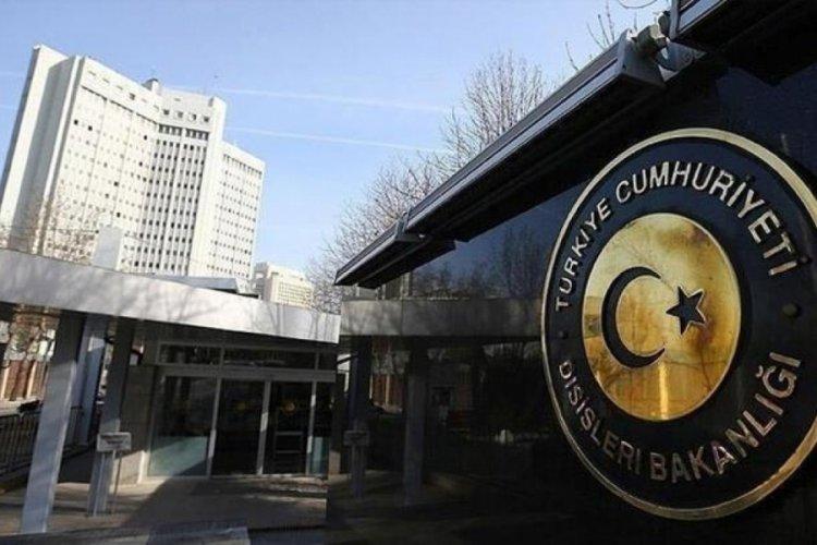 Dışişleri Bakanlığı: Türkiye-Mısır istişarelerinin sürdürülmesinde mutabık kalındı