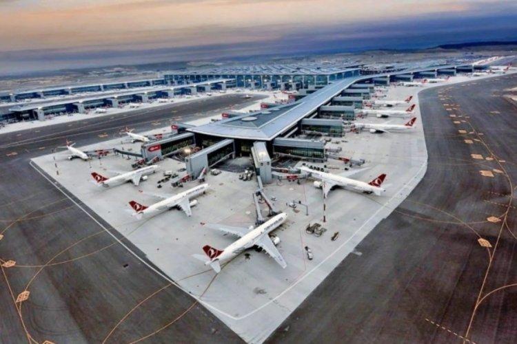 İstanbul Havalimanı 8 ayda 20 milyon 972 bin 497 yolcuyu misafir etti