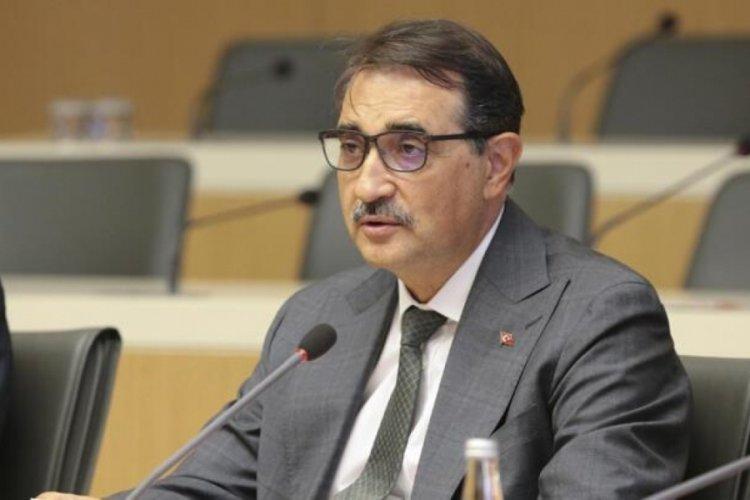 Enerji ve Tabii Kaynaklar Bakanı Dönmez açıkladı! Türkiye rüzgarı esmeye devam ediyor