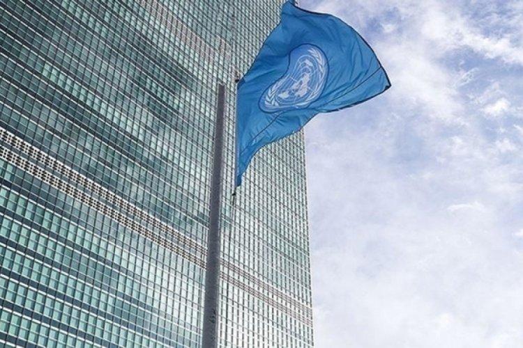 BM'den Türkiye'ye: Minnettarız