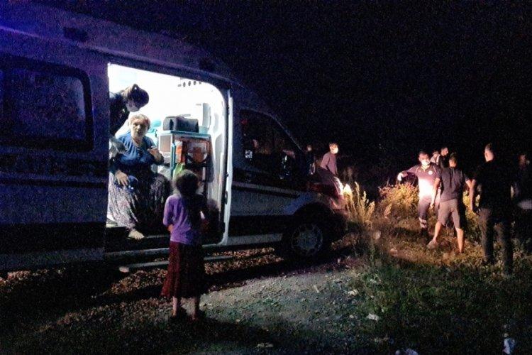 Zonguldak'ta patpat kazası: 2 yaralı