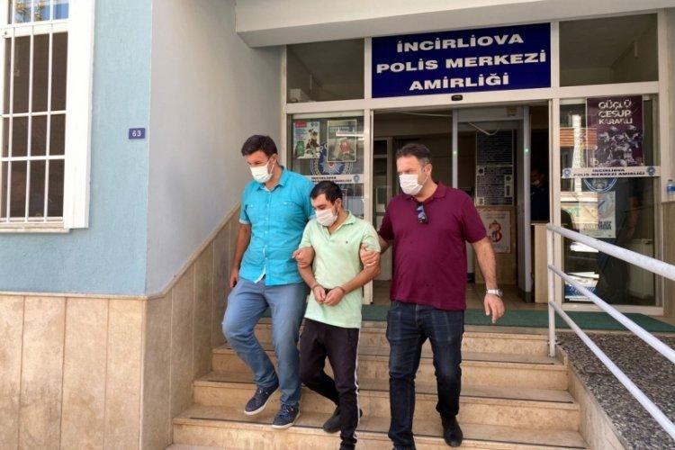 Aydın'da 22 yıl hapisle aranan hükümlü yakalandı