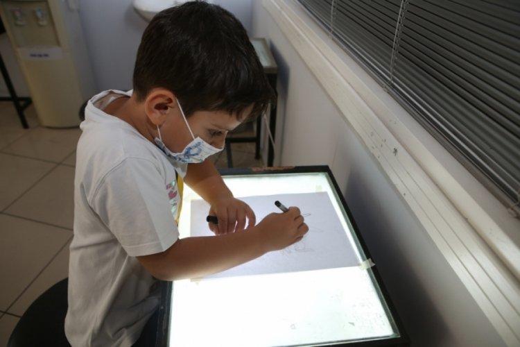 Bursa Nilüfer'de sanat eğitimleri başlıyor