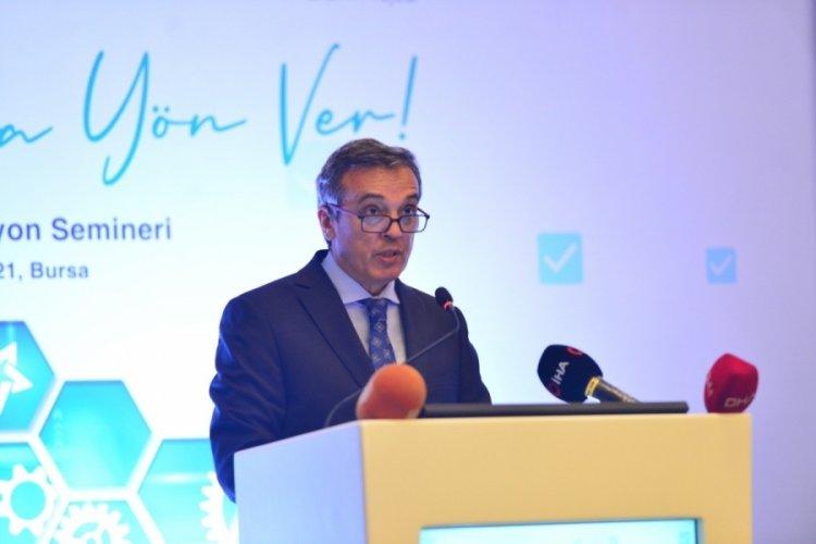 TSE Başkanı Şahin, Bursa'da standardizasyon seminerine katıldı