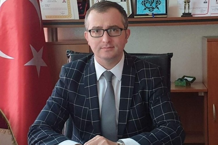 Bursa Orhaneli'ye yeni kaymakam