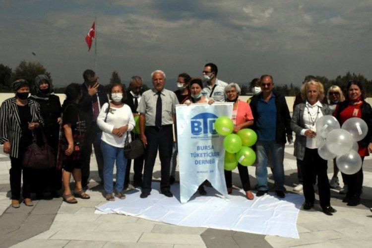 """Bursa'da tüketicilere """"fahiş fiyatlı ürünleri şikayet edin"""" çağrısı"""