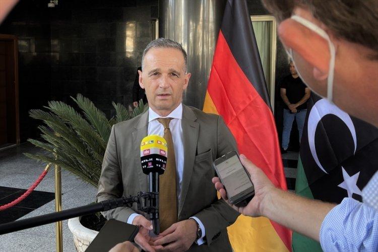 Almanya, Libya'daki büyükelçiliğini yeniden açtığını duyurdu