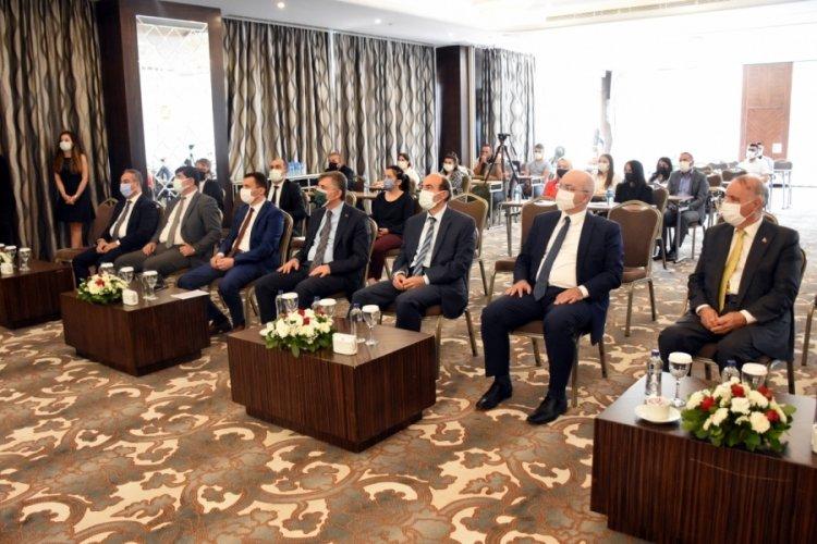 Bursa'da MİSGEP Maden Sektörü İstişare Toplantısı, gerçekleştirildi