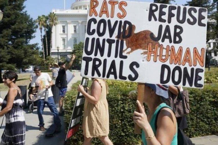 ABD'de koronavirüsten bir günde iki bin kişi öldü